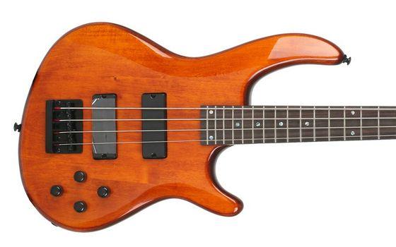 Photo free bass guitar, regulators, pickups