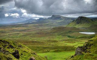 Фото бесплатно природа, вершина, горизонт