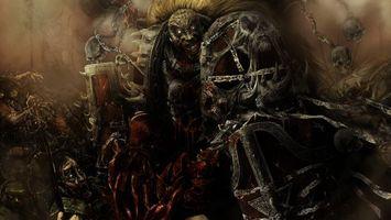 Бесплатные фото игра, оружие, броня, череп, доспехи, игры