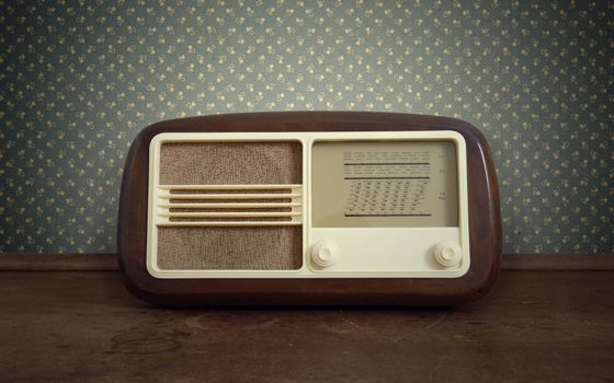 Photo free radio, receiver, rarity