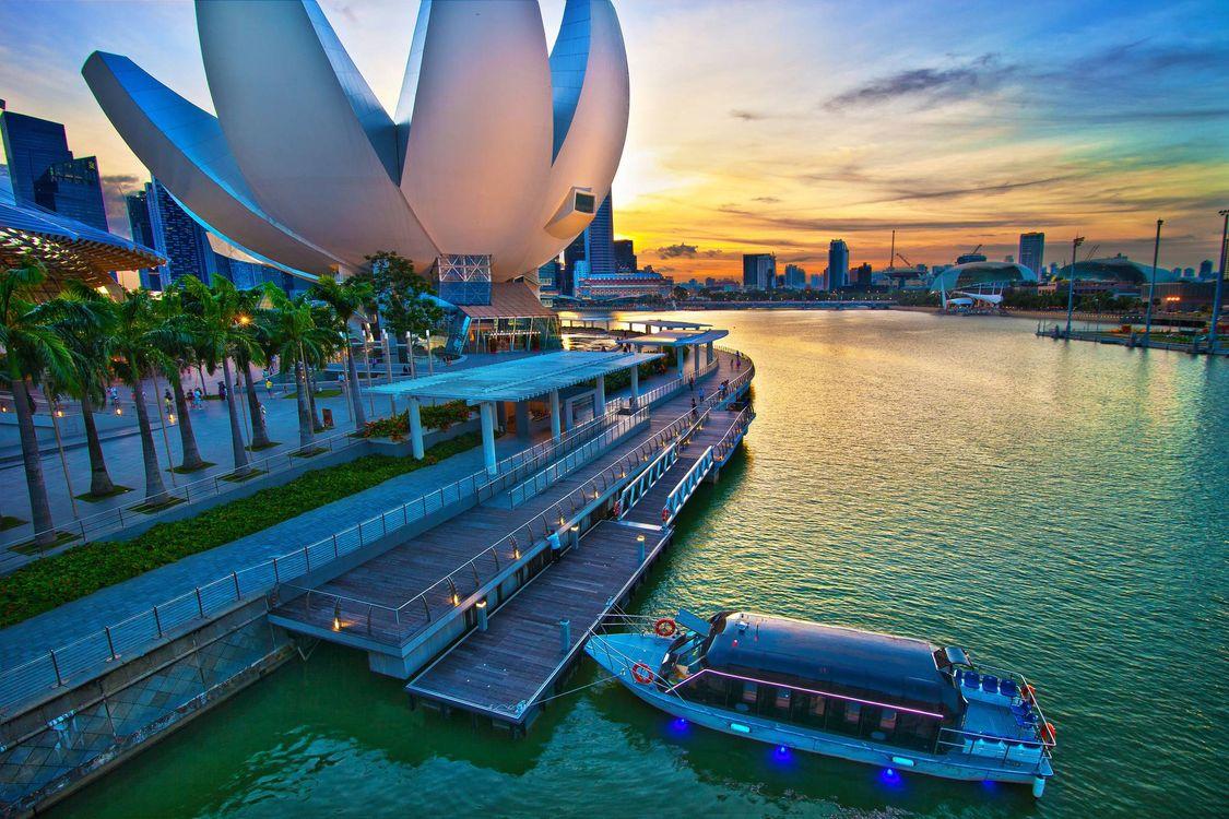 Фото бесплатно Сингапур, Singapore, город, город - скачать на рабочий стол