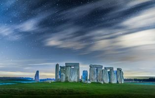 Фото бесплатно Стоунхендж, Уилтшир, Англия