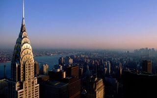 Бесплатные фото дома, здания, крыши, небоскребы, башня, река, небо