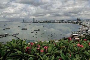 Фото бесплатно Pattaya Bay, Thailand, море