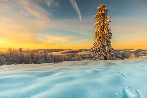 Заставки снег, сугробы, Швейцария