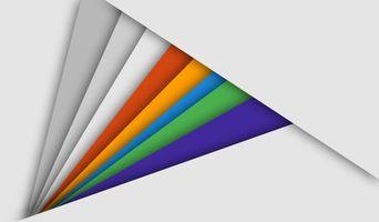 Бесплатные фото Android,lollipop,материал,дизайн,линии,абстракции,треугольники