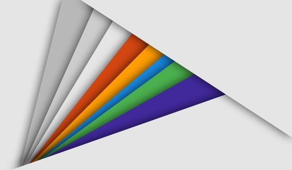 Android, lollipop, материал, дизайн, линии