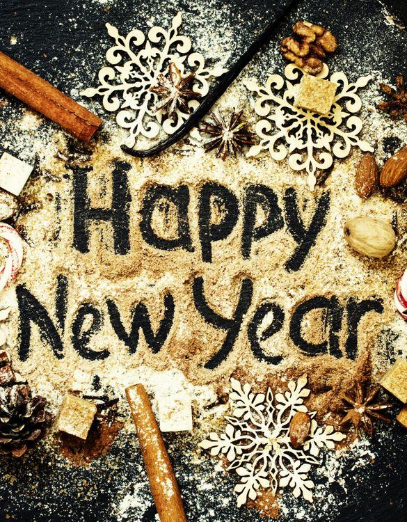 Фото бесплатно Рождество, фон, дизайн, элементы, новогодние обои, новый год, с новым годом, новогодний торт, новый год