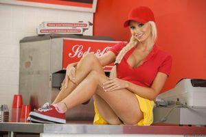 Бесплатные фото Rikki Six, Bailey Skye, Breeana Ashley, девушка, модель, красотка