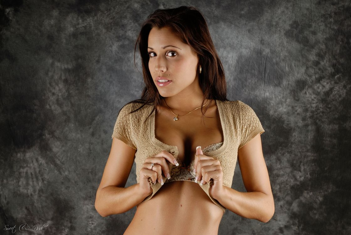Black saggy tits