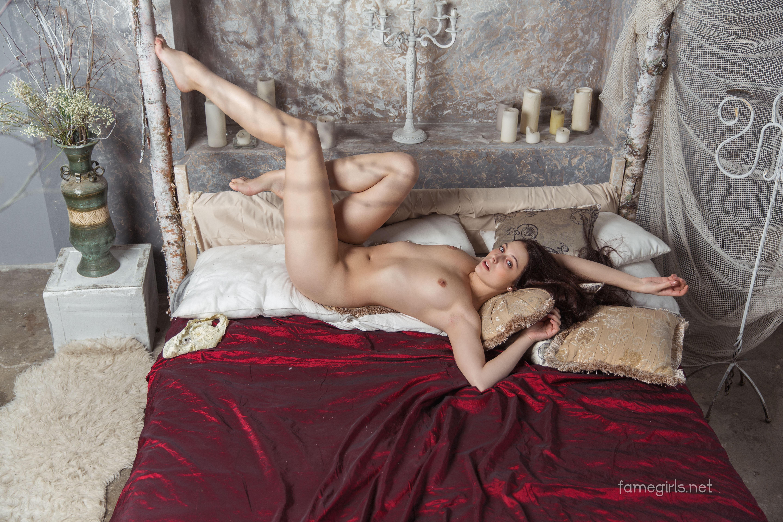 обои isabella, красотка, голая, голая девушка картинки фото