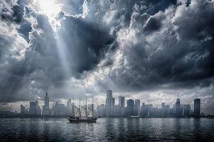 Бесплатные фото Chicago,Чикаго,США