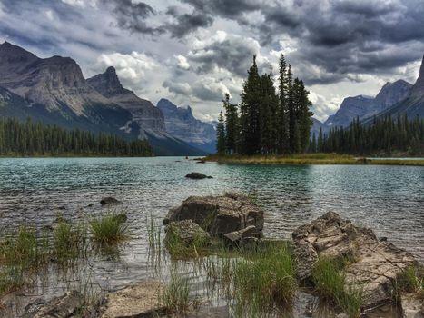 Картинка про национальный парк джаспер, канада