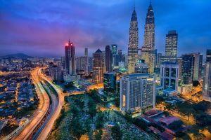 Фото бесплатно Kuala Lumpur, город, ночь