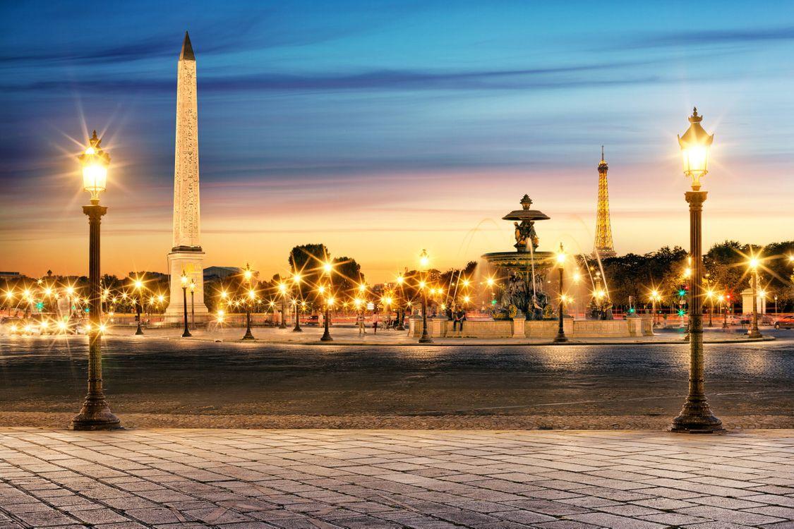 Фото бесплатно Eiffel Tower, Paris, France, Эйфелева башня, Париж, Франция, город
