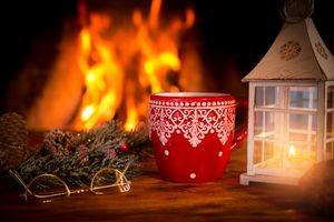 Фото бесплатно новогодние обои, Рождество, Новый год