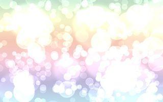 Заставки абстракция, пузырьки, свет