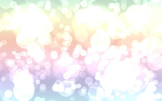 Фото бесплатно абстракция, пузырьки, свет