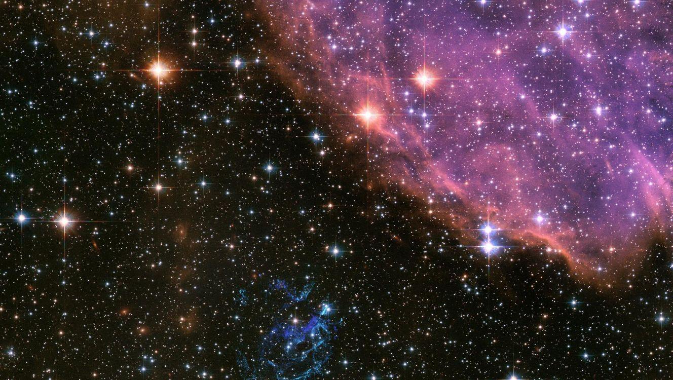 Фото бесплатно звезды, туманность, космос, космос