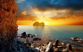 Photo free sea, water, stones