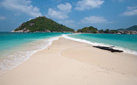 Фото бесплатно остров, природа, океан