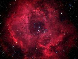 Бесплатные фото ngc 2237,ngc 2244,розетка,туманность,звезды