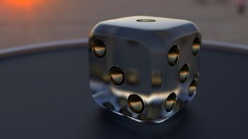 Dice the probability of · free photo