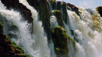 Бесплатные фото водопад, вода, река, обрыв, брызги, природа