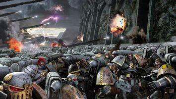 Фото бесплатно крепость, штурм, атака