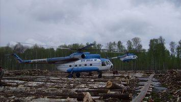 Югана вертолет