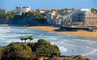 Бесплатные фото дома,окна,отели,море,океан,берег,песок
