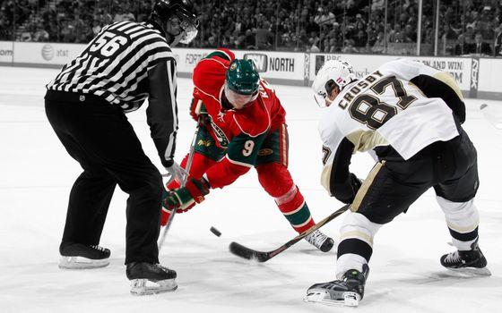 Фото бесплатно хоккей, хоккеист, клюшка