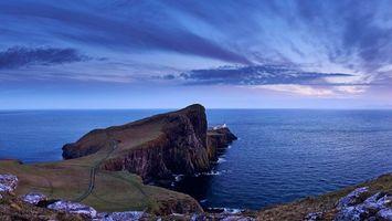 Photo free sea, water, cliff