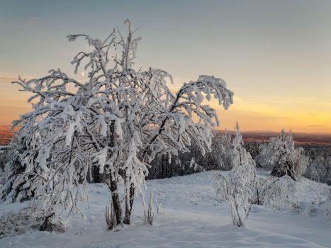 Фото бесплатно зима, снег, сугробы