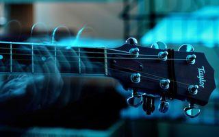 Заставки гитара,струны,рука,музыка