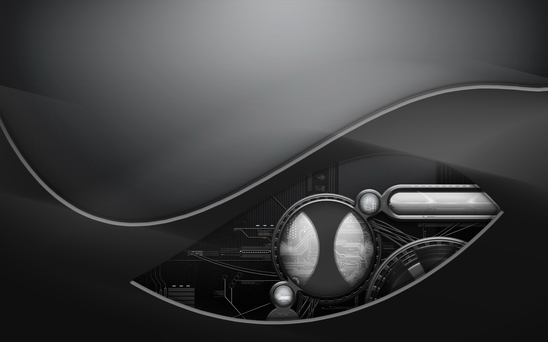 Обои для рабочего стола - 3D Графика [1920x1200] [55шт] (2011) JPG