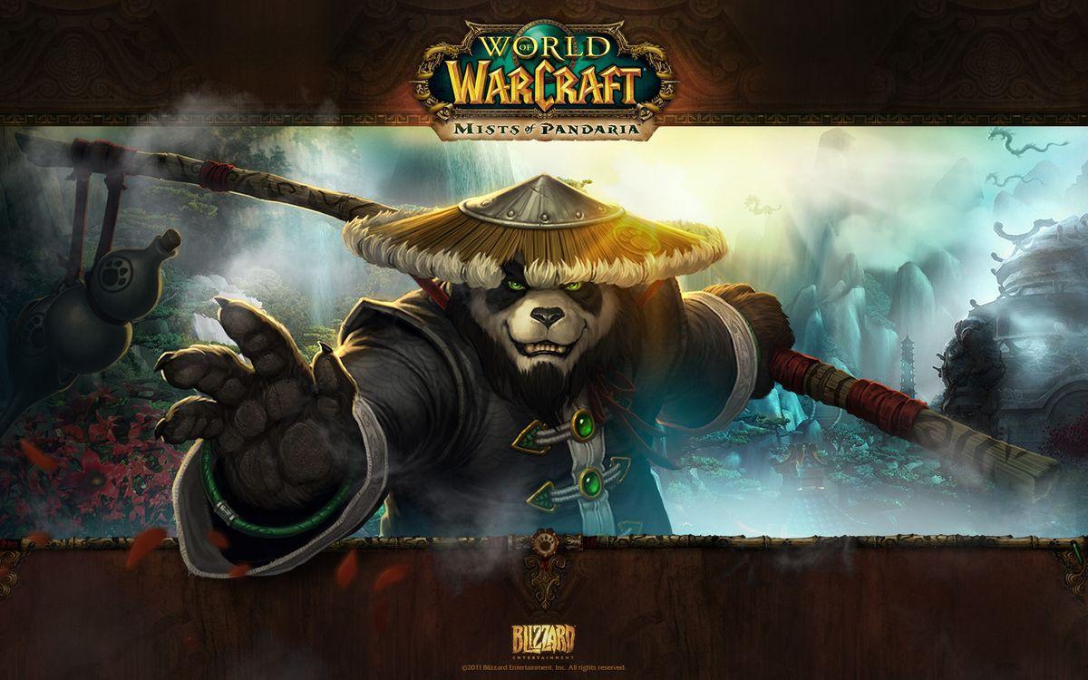 Фото бесплатно world of warcraft, wow, 2012, обновление, панда, конфу, игры, игры