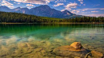 Бесплатные фото озеро,прозрачное,вода,берег,пейзажи