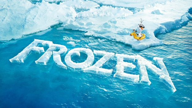 Фото бесплатно frozen, холодное сердце, снеговик