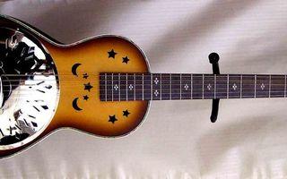 Заставки гитара, дека, струны