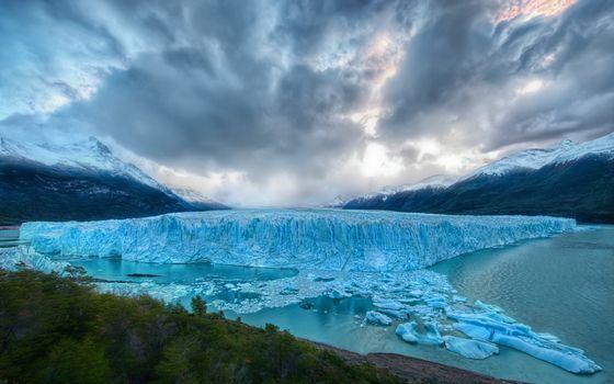 Бесплатные фото гори,льодовик,природи,пейзажи,природа
