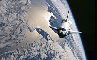 Фото бесплатно шаттл, космической, наса