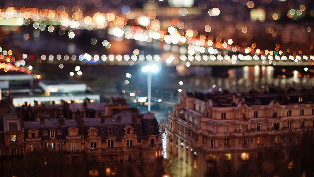 Фото бесплатно дома, улицы, фонари - на рабочий стол