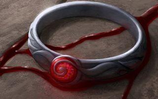 Бесплатные фото кольцо,камень,красный,узор,кровь,ручей,разное