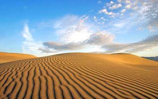 Бесплатные фото пустыня,песок,небо,пейзажи