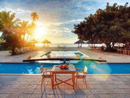 Бесплатные фото тропики,мальдивы,море,остров,пляж,курорт,разное