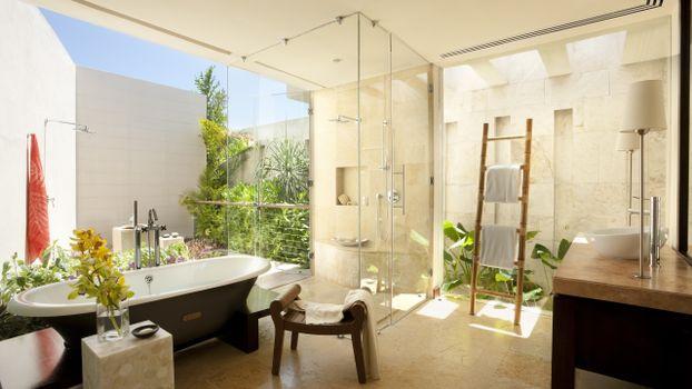 Фото бесплатно ванная, комната, дизайн