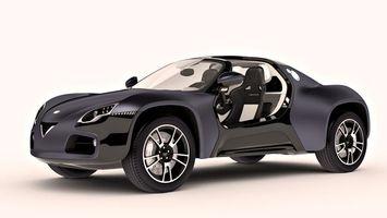 Бесплатные фото автомобиль,крыша,колеса,диски,шины,фары,зеркало