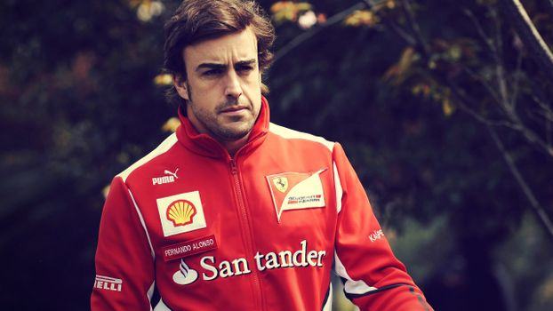 Photo free fernando alonso, racer, formula 1