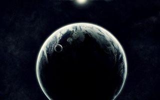 Бесплатные фото новая планета, спутник, звезда, солнце, космос